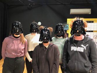 Pour changer de genre de masque (2021)